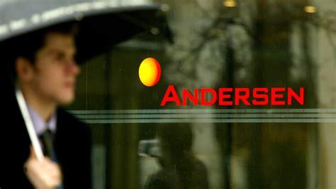 ghost arthur andersen longer haunts corporate criminals