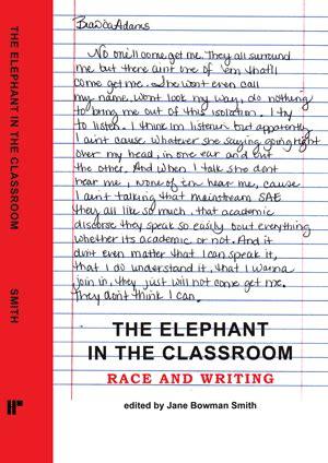 elephant   classroom race  writing jane