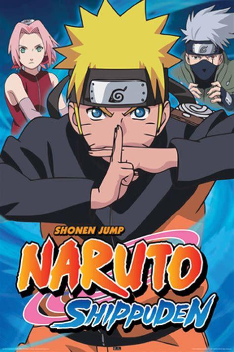 Naruto Poster Group Nerdkungfu