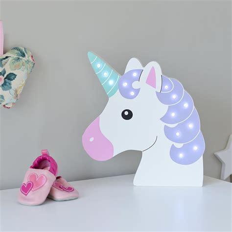 3d led l unicorn gift unicorn light box