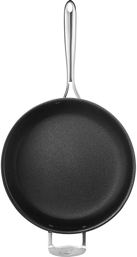 gotham steel copper cast jumbo  quart nonstick cooker    tv   ebay