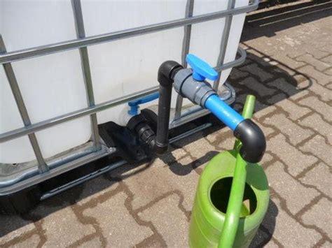 Ibc Tank Auslauf Wasserhahn Anschluss Für Gießkanne Eimer