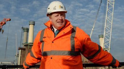 Boris Johnson just loves a high-vis jacket - BT