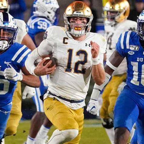 Notre Dame vs. Duke score: Live game updates, college ...
