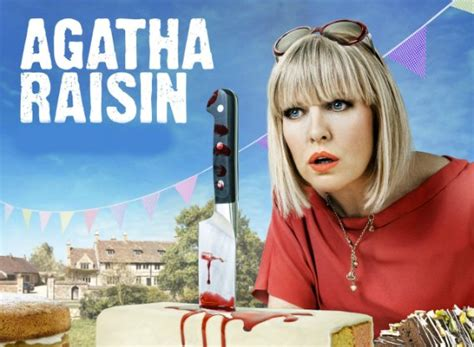 agatha raisin tv show air  track episodes