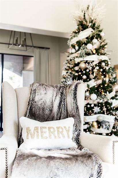 Christmas Decor Glam Bedroom Decorations Vsco Aesthetic