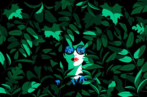 illustrator spotlight malika favre booooooom create
