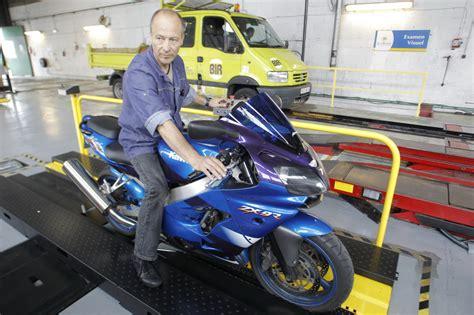 contrôle technique moto 2017 le contr 244 le technique moto quasi enterr 233 l argus