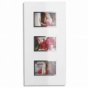Cadre Photo Mural : cadre photo multivues achat vente cadre photo design sequence blanc umbra ~ Teatrodelosmanantiales.com Idées de Décoration