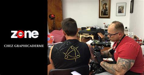 M6 Et Zone Interdite à Chaudesaigues  Studios Tatouage