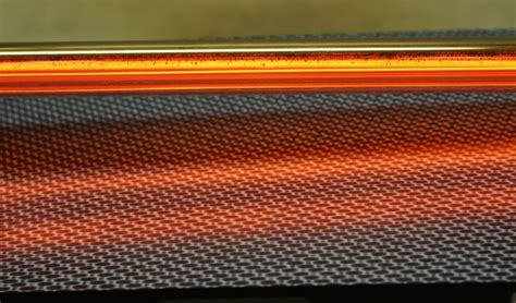infrared heat l for plants infrared heat processes and uv curing for composite materials