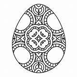 Easter Coloring Egg Adults Dragon Celtic Adult Eggs Hard Complex Printable Getcolorings Library Popular Clipart Bytes sketch template