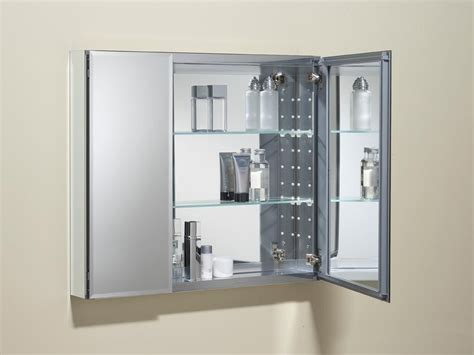 Bathroom Door Mirrors by 20 Collection Of 3 Door Medicine Cabinets With Mirrors