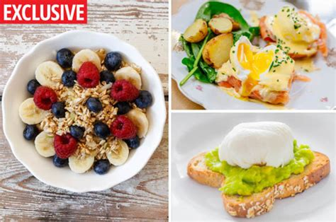 healthy breakfast ideas healthy chef steph reveals