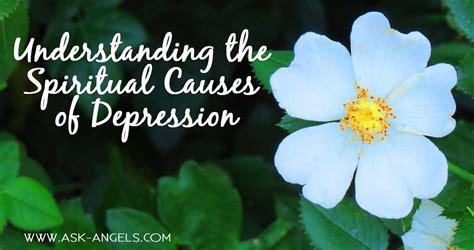 understanding  spiritual   depression
