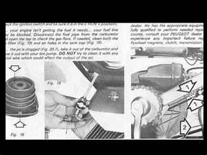 Peugeot 103 Manual Download