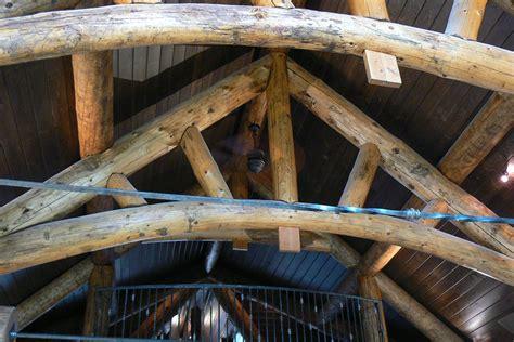 reclaimed timber trusses big timberworks bozeman mt