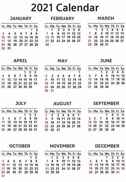 Calendar 2021 7th Kb
