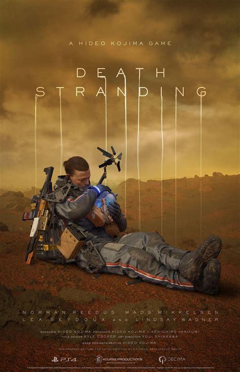 death stranding   trailer debuts gameplay
