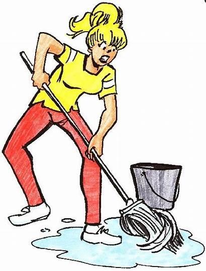 Floor Clipart Najis Cleaning Clean Cleaner Verbs