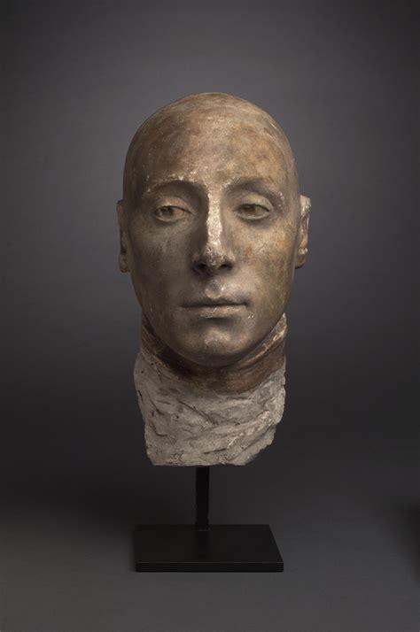 Life mask of the Marquis de Lafayette | Herbert F. Johnson ...