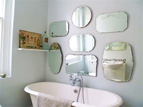 Large Round Bathroom Mirrors, Beveled Bathroom Mirror