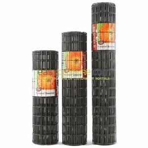Grillage Soudé En Rouleau : kit cl ture grillage souple complet easy garden 100 m tres ~ Dailycaller-alerts.com Idées de Décoration