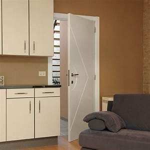 menuiseries With porte de garage enroulable avec porte vitrée intérieure bois