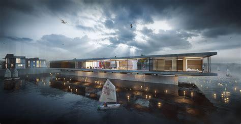 Architecture Visualization - Flensburg House