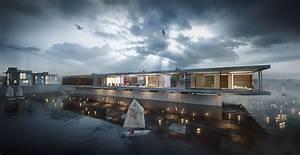 Architecture Visualization - Flensburg House ...