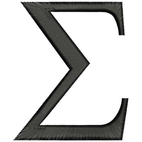 greek letter sigma alphabet sigma 22044 | ed259ga18