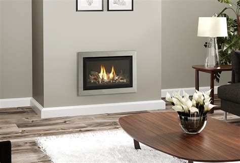 In The Wall Gas Fireplaces - infinity 600cf superior fireplaces