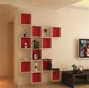 korean tv wall hanging wall cabinet shelving creative home With kitchen cabinets lowes with wood lattice wall art