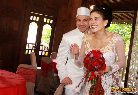 Belum Gelar Resepsi Nikita Mirzani Gugat Cerai Suami