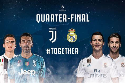 Juventus vs Real Madrid: Results and Stats 3 April 2018 | LiveSport.ws