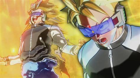 time patroller super saiyan  gameplay exclusive dragon