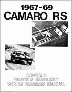 1968 Chevrolet Camaro Parts