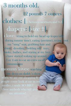 images  monthly baby pictures  pinterest