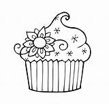 Cupcakes Stamps Cupcake Ice Cream Drawing Whimsy Coloring Pages Cake Colouring Emoji Printable Digital Clear Whimsystamps Sparkle Paper Sheets Yummy sketch template