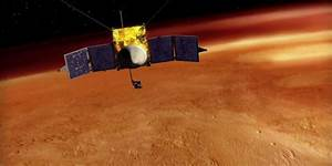 NASA Says Shutdown Won't Stop Launch Of Mars Probe MAVEN