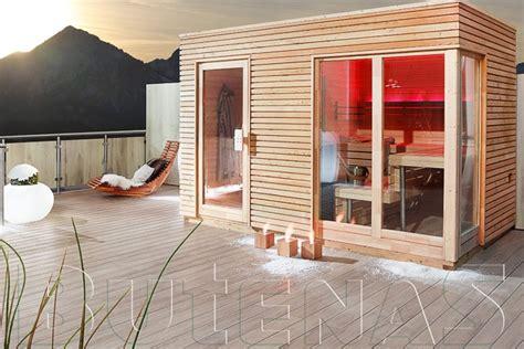 Sauna Bauen Garten by Sauna Selber Bauen