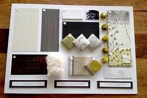 Interior design fabric presentation boards interior for Interior designer design board