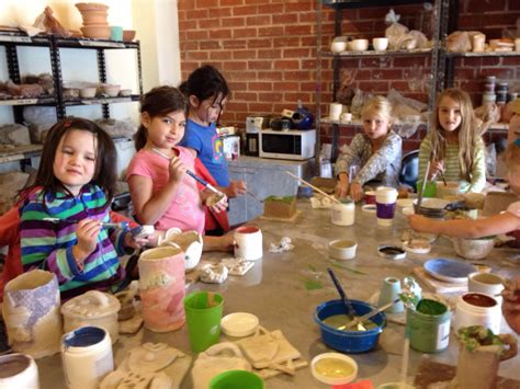 art class for preschoolers best pottery painting classes for in los angeles 517