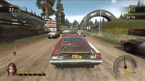 Flatout Ultimate Carnage Gameplay Xbox 360 Hd Youtube