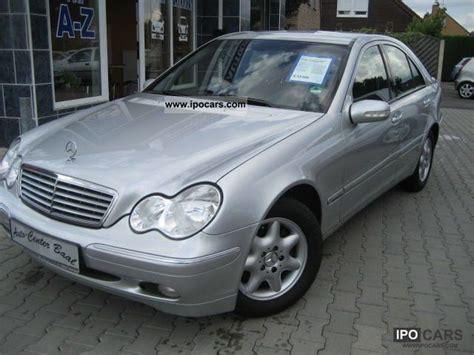 The site owner hides the web page description. 2004 Mercedes-Benz C 220 CDI Elegance Auto DPF * Navi * Air * Car * Aluminum - Car Photo and Specs