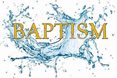 Baptism Clipart Water Lds Adult Transparent Communion