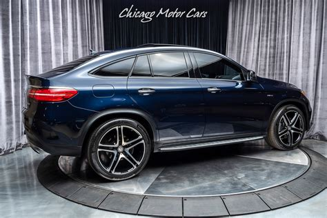 We analyze millions of used cars daily. Used 2016 Mercedes-Benz GLE GLE 450 AMG For Sale (Special Pricing) | Chicago Motor Cars Stock ...