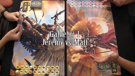 Epic Card Game - 3 Player Draft - Game 1 - YouTube