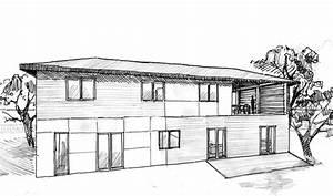 Plan Maison Japonaise : plan maison 150 m avec 5 chambres ooreka ~ Melissatoandfro.com Idées de Décoration