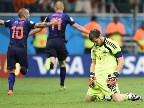 Fifa World Cup Spain Suffer Identity Crisis After